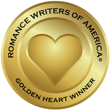 RWA Golden Heart winner
